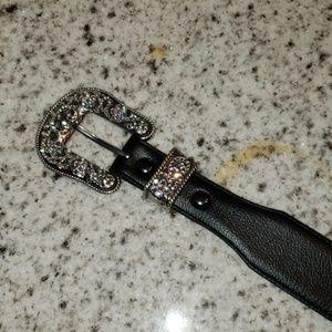 Western fashion belt